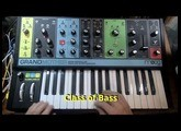 Moog Grandmother How to make 7 Bass Patches