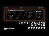 Crystalline Guitar Effects