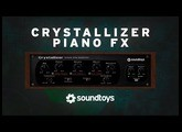 Crystallizer FX on Piano
