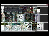 first patches with Blamsoft XFX Wave in VCV Rack