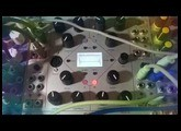 Sci-Fi Sounds (Error Instruments Rawdata into the Flame 4Vox + Erica Synths Black Hole DSP)