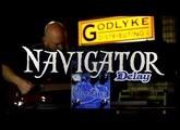 Emma Electronic Navigator Analog/Digital Hybrid Delay - Quick Overview Demo