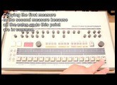 Phil Collins' ''Take Me Home'' TR-909 pattern