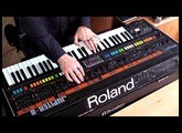 The Roland Jupiter 8 In Action