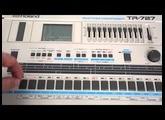 Roland TR727 demo