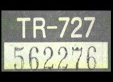 Granular 727 - track made using only Roland TR-727 samples