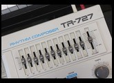 Roland TR-727 Factory Demo