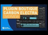 Carbon Electra 1.5 by Plugin Boutique | 4 Oscillator Subtractive Synth