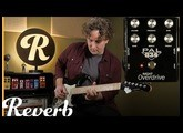 PedalPalFx PAL 034 Night Overdrive | Reverb Tone Report Demo
