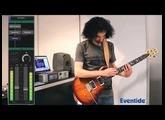 Vanny Tonon playing thru an H9000