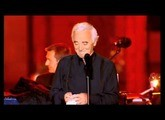 Charles Aznavour - La boheme & Emmenez-moi live 2006 A Erevan