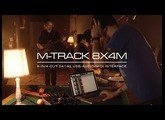 M-Audio || Introducing the M-Track 8x4M