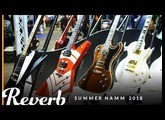 Epiphone's John Lee Hooker Zephyr & Lee Malia RD Custom Artisan | Reverb at Summer NAMM 2018