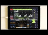 touchAble Pro - touch controller for Ableton Live