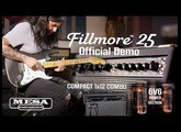 MESA/Boogie Fillmore™ 25 Official Demo