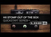 HX Stomp Out of the Box | Line 6