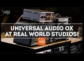 Adventures With UA OX Part 2: Dan & Mick Record Songs At Real World Studios! – That Pedal Show