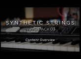 Heavyocity - Synthetic Strings - Content Overview