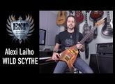 ESP Alexi Laiho (Children of Bodom) WILD SCYTHE - Metal Test by Voron
