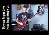 Mayones Regius 6 Pro / Mesa Boogie Mark V:25 - Metal Test by Voron