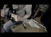 Ibanez RGD7UC - Diezel Herbert - Metal test