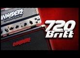 Invaders Amplification - Serie 7 - Demo 720 Britt