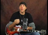 Wah Pedal guitar effect Glab Wowee Wah w/ Gibson Les Paul