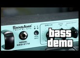 Tech 21 GED-2112 Geddy Lee Signature SansAmp (featuring Josh DuBois)