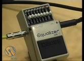Boss GE-7 Equalizer: Stompbox Walkthrough Video