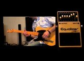 BOSS EQ Pedal - GE-7 Equalizer