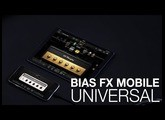 BIAS FX Mobile Universal for iPhone and iPad
