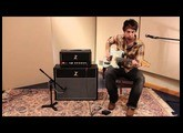 Dr Z Amps Maz 38 NR EQ Bypass Demo with Dave Baker
