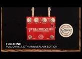 Fulltone Custom Shop Full-Drive 3 Fulldrive3 - CS FD3