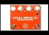 Fulltone Fulldrive 3 20th Aniversary Edition Custom Shop