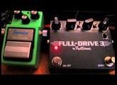 Fulltone Full-Drive 3 Black Edition