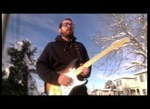 Testing my Full-Drive 3 by Fulltone withan Afternoon Blues.