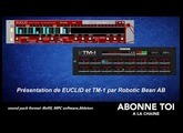 "abc du beatmaking ""propellerheads Présentation de EUCLID et TM-1 par Robotic Bean AB"""