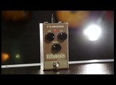 Tore Mogensen Demos The TC Electronic Echobrain Analog Delay Effect Pedal