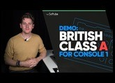 Demo: British Class A for Console 1 - Softube
