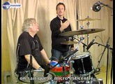 In the Studio with Michael Wagener: recording drums part 2/2