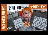 PUSH 2 VS MASCHINE MK3 : Le comparatif