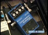 How to Use a Guitar Effect Pedal : Compressor Effects for the Electric Guitar