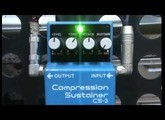 BOSS CS-3 COMPRESSION SUSTAINER EFFECT MOD BY GUILOXUR