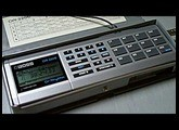 Boss DR-220 E drum machine demo (1986, real sound, no circuit-bending)