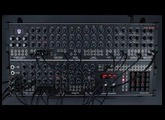 Erica Synths Techno System sound demo
