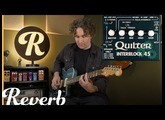 Andy's Personal Pedalboard Through the Quilter InterBlock 45 Compact Guitar Amp | Reverb Tone Report