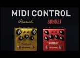 MIDI Control for Riverside and Sunset