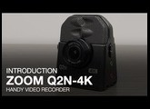Zoom Q2n-4K Introduction