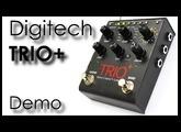 Digitech Trio+ Bandcreator with Looper - Demo
