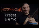 Introducing New HotSawz Synth Algorithm for H9 - Preset Demo